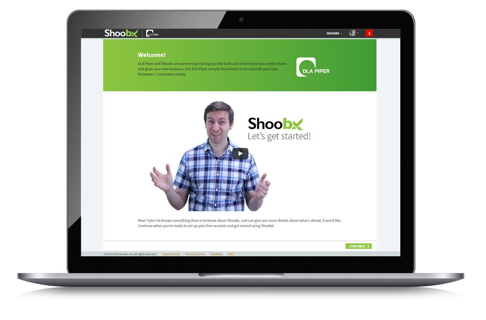 Shoobx Screenshot