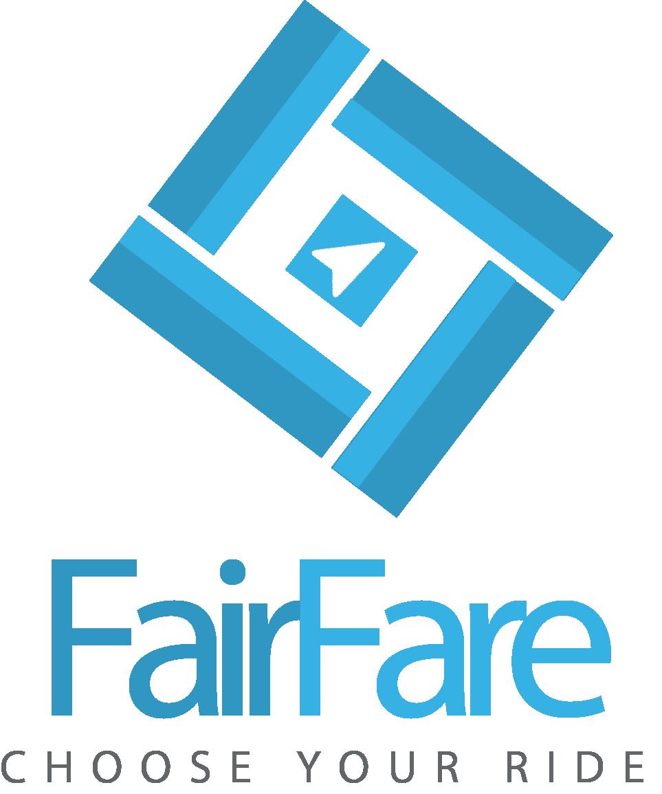 FairFare's logo