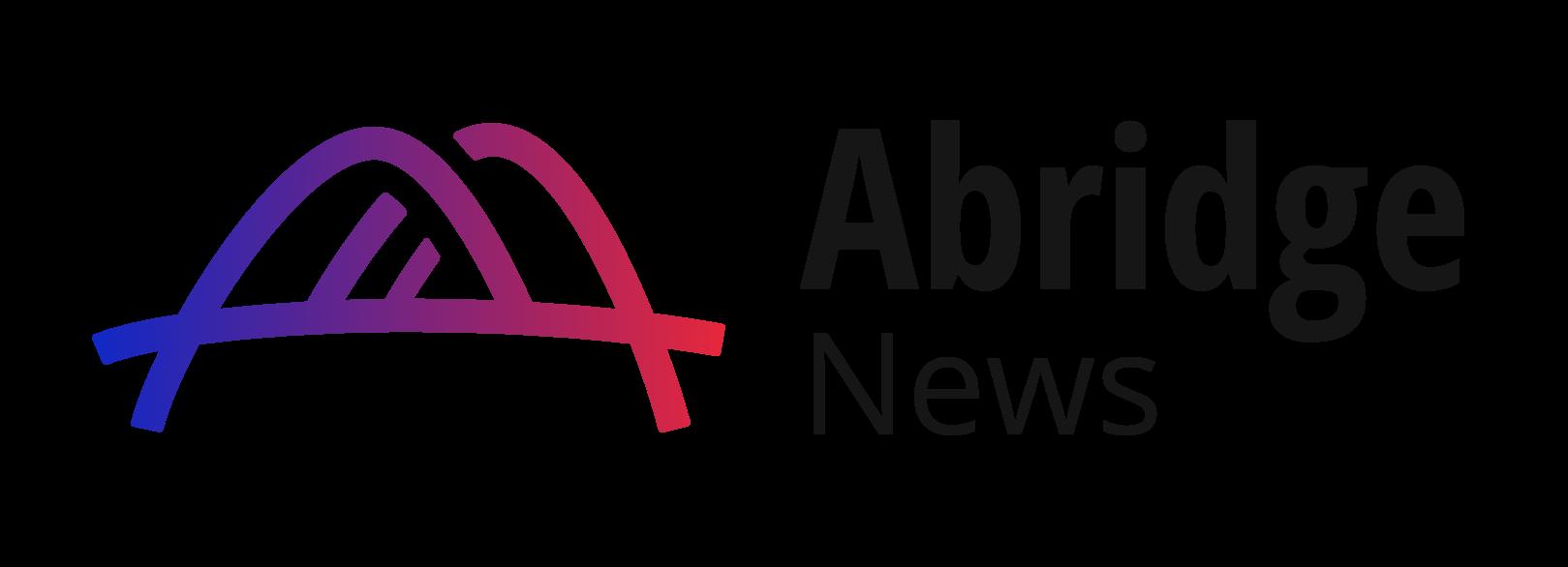 Abridge News' logo